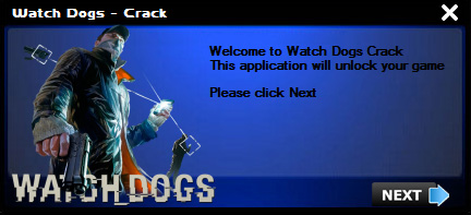 Watch Dogs crack 1