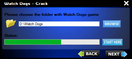 Watch Dogs crack 2