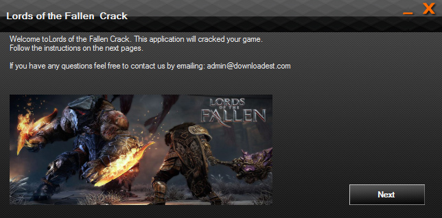 Lords of the Fallen Crack pc