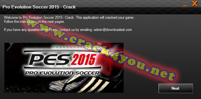 Pro Evolution Soccer 2015 Crack pc