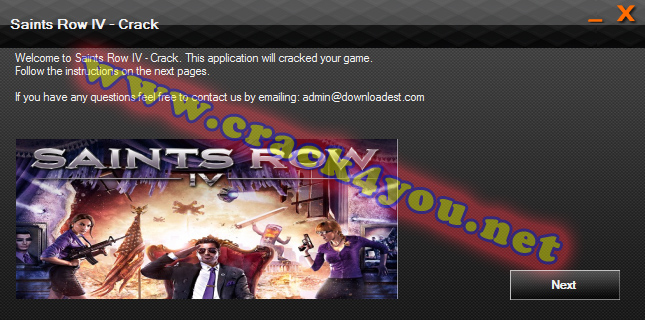 Saints Row 4 Crack pc