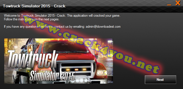 Towtruck Simulator 2015 Crack pc