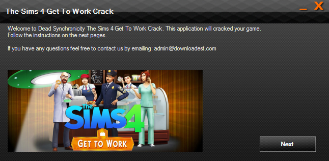 The Sims 4 Witaj w Pracy Crack pc