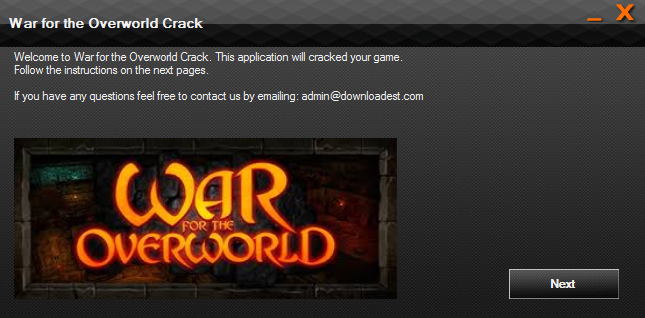 War for the Overworld Crack pc