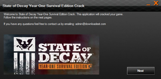 State of Decay Year One Survival Edition crack