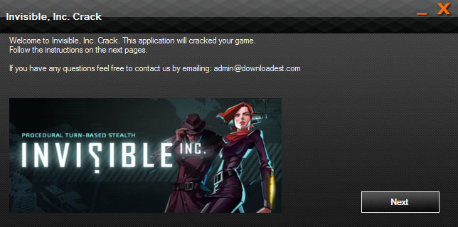 Invisible Inc Crack pc