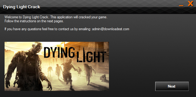 Dying Light Crack pc