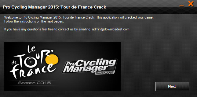 Pro Cycling Manager 2015 Tour de France Crack pc