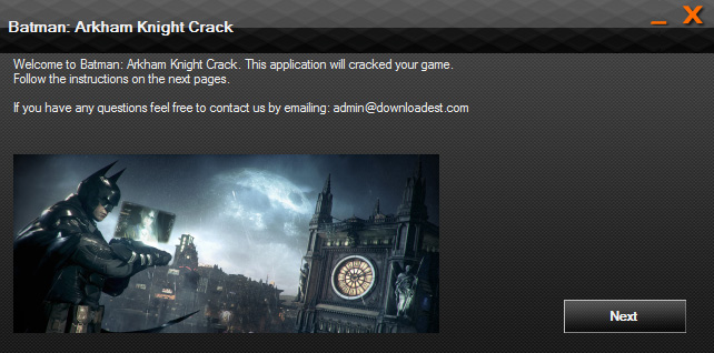 Batman Arkham Knight Crack pc