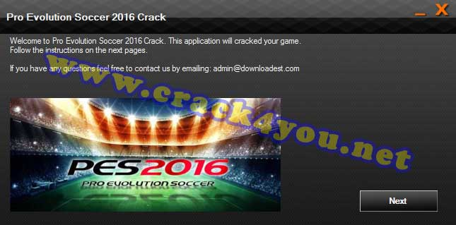 Pro Evolution Soccer 2016 Crack skidrow