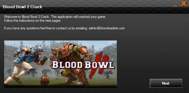 Blood Bowl 2 crack