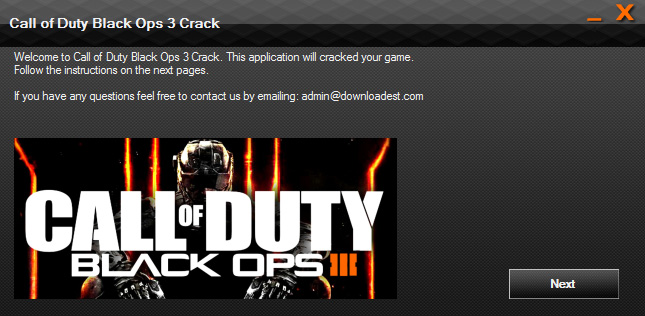 Call of Duty Black Ops 3 crack