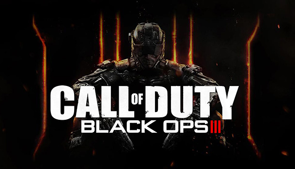 game Call of Duty Black Ops 3 logo