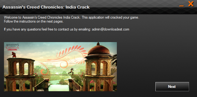 Assassin's Creed Chronicles India crack