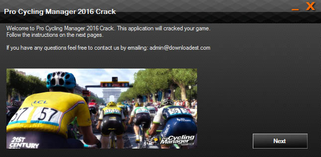 Pro Cycling Manager 2016 crack