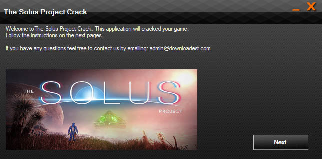 The Solus Project Crack
