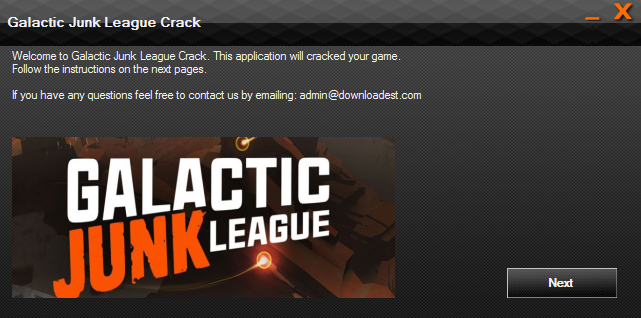 Galactic Junk League crack