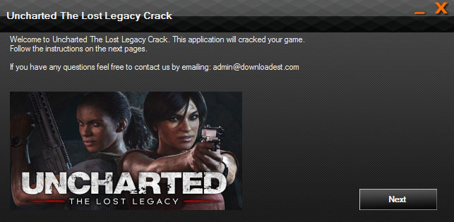 Uncharted The Lost Legacy crack