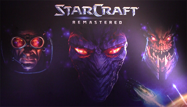 StarCraft Remastered crack 3dm