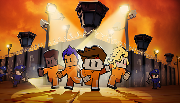 The Escapists 2 crack 3dm