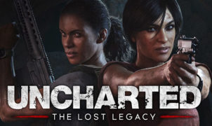 Uncharted The Lost Legacy crack 3dm