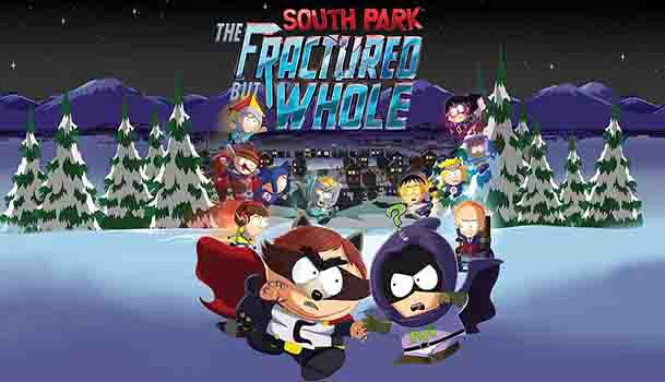 South Park The Fractured But Whole crack