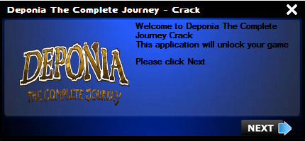 Deponia The Complete Journey crack 1