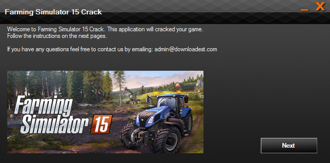 Farming Simulator 15 crack 3dm