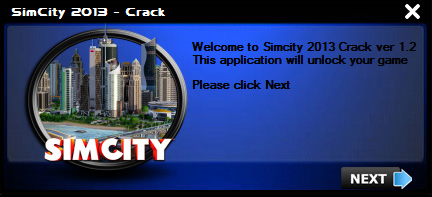 SimCity 2013 crack1