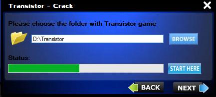 Transistor crack 2