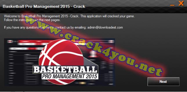 Basketball Pro Management 2015 Crack pc