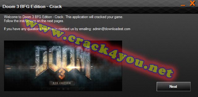 Doom 3 BFG Edition Crack pc