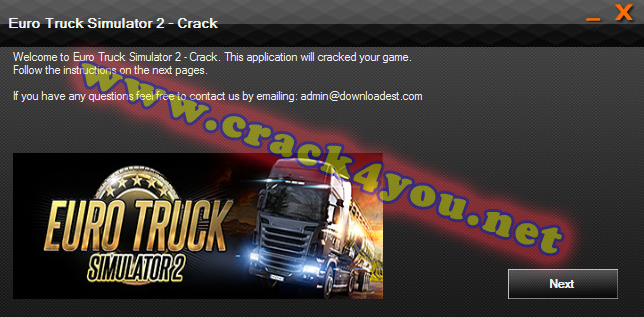Euro Truck Simulator 2 Crack pc