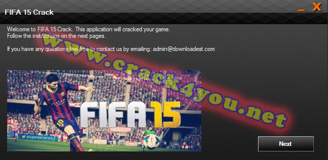 FIFA 15 crack 3dm