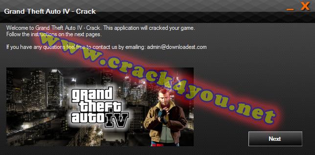 GTA 4 Crack