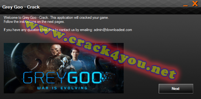 Grey Goo Crack pc