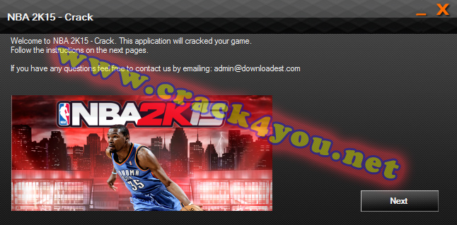 NBA 2K15 Crack pc