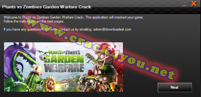 Plants vs Zombies Garden Warfare Crack pc