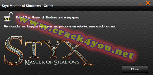 Styx Master of Shadows Crack skidrow