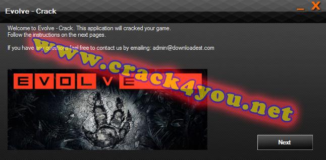 Evolve Crack pc