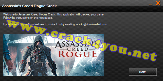Assassin's Creed Rogue Crack pc