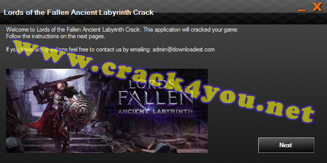 Lords of the Fallen Ancient Labyrinth Crack pc