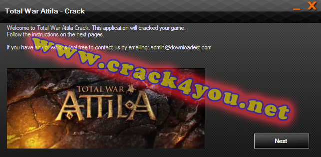 Total War Attila Crack pc