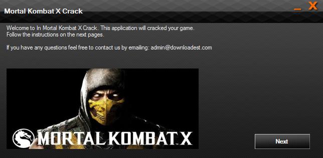 Mortal Kombat X Crack pc