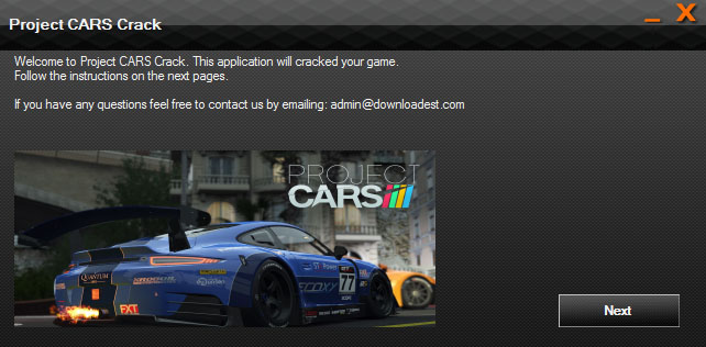 Project CARS Crack pc