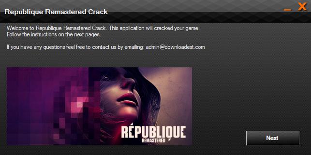 Republique Remastered Crack pc