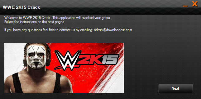 WWE 2K15 Crack pc