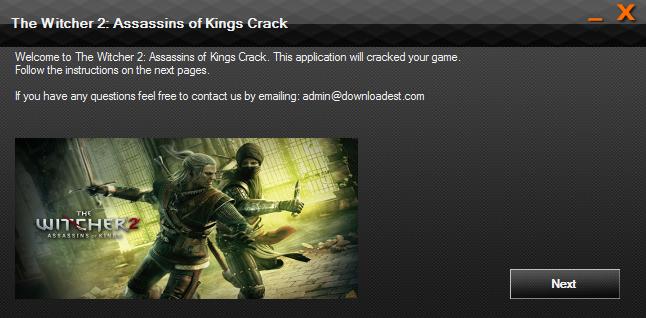 Wiedźmin 2 Zabójcy Królów Crack pc