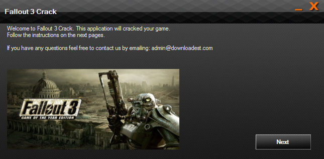 Fallout 3 Crack pc