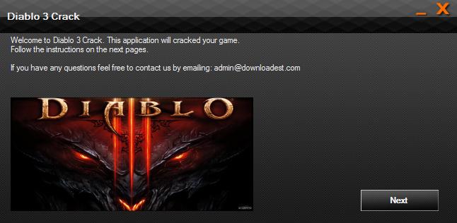 Diablo 3 Crack pc